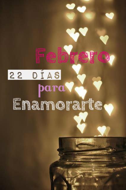 22 dias para enamorarte