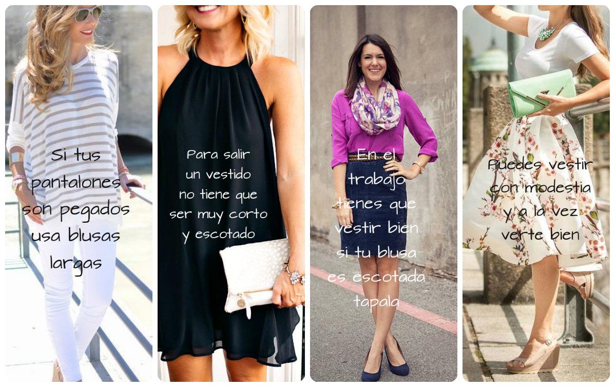 Collage modestia si